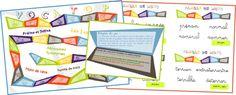 vocatop, un jeu de plateau autour du vocabulaire (synonyme, antonyme, famille de mots, préfixe, suffixe... )