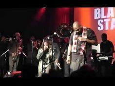 Owuor Arunga , #Macklemore Trumpeter, Seattle Soul Power at Neumos 1 - YouTube