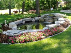 Waterfall Ponds Design Ideas, Pictures, Remodel, and Decor - page 28