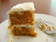 Cooking From Scratch: Carrot Cake