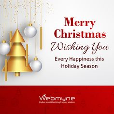 """With bright colors everywhere, may your Christmas be more awesome and brighter. Wishing you a joy-filled Christmas season with unforgettable moments. @webmynesystems wishes you all a """"MERRY CHRISTMAS"""" #christmas #christmastree #love #xmas #christmasdecor #merrychristmas #christmastime #santa #christmasgifts #christmaslights #holidays Merry Christmas Wishes, Merry Xmas, Christmas Christmas, Christmas Lights, Christmas Decorations, Bright Colors, Festive, Santa, Joy"""