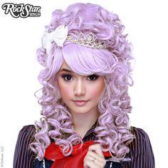 RockStar Wigs® <br> Marie Antoinette Collection - Creamy Lavender-00194