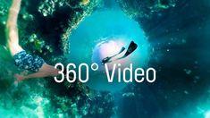 Vidéo 360° la page Facebook française