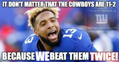 I loved every second of these games New York Giants Football, My Giants, Ny Yankees, Nfl Football, Nfl Memes, Sports Memes, Funny Sports, Funny Nfl, Stupid Funny