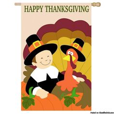 THANKFUL PILGRIMS [APPLIQUE] - Classified Ad