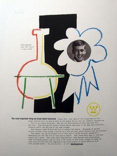 Advertising   Paul Rand, American Modernist (1914-1996)