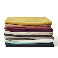 ELINA Pre-Washed Linen Duvet Cover AM.PM. | La Redoute Mobile