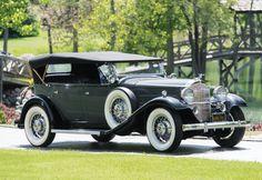 1932 Packard Standard Eight Phaeton (902-501)