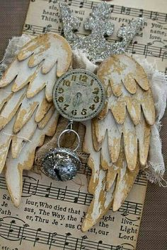 Every time a bell rings an angel get its wings........