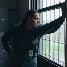 "Michael Greyeyes on Instagram: ""This was taken from my first day on the set of ""I Know This Much Is True,"" @hbo Our director, Derek Cianfrance, wanted the first meeting…"""