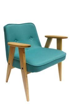 Fotel '366', J.Chierowski 1960