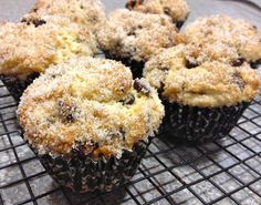 Hungry Hungry Highness: Best Ever Chocolate Chip Muffins
