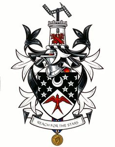 Arms of James Edward Toccacelli Royal Lineage, Wolf Howling, Family Crest, Crests, Old English, Coat Of Arms, Warfare, Knights, Medieval