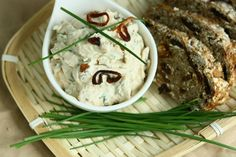 Quark Dip with Chive and Shallot