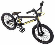 Eastern Bikes 120 Lowdown BMX Bike (Matte Black, 20-Inch) from Eastern Bikes @ BicycleBMX.com