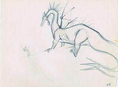 Dramatic Dragon - Sleeping Beauty Vis Dev