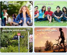 Southern Oregon University - Visit Us!
