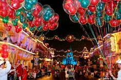 Mickey's Very Merry Christmas Party - Best Orlando Vacation Packages - Click Image to View the Dates and Details