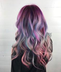 """1,460 Likes, 16 Comments - Joico Color Intensity (@joicointensity) on Instagram: """"Great collab for this STUNNING color! #repost @heyaishakay ・・・ Team work makes the dream work with…"""""""