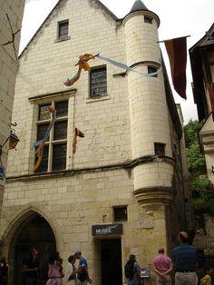 Musée de Chinon  - Indre-et-Loire