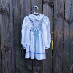 Vintage Girls Toddler Size 5 Kids Polly by PinkCheetahVintage