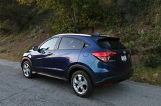 Honda hrv with roof railx