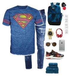 """""""220"""" by foreveryoungkk ❤ liked on Polyvore featuring Dsquared2, Bioworld, Rolex, Vans, Cutler and Gross, Luvvitt, NIKE, Beats by Dr. Dre, Christy and men's fashion"""