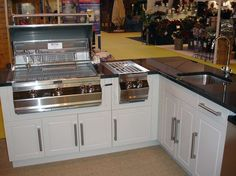 Contemporary Design Of Outdoor Kitchen Cabinet Modern Outdoor Kitchen Cabinet