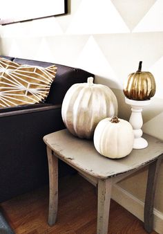 Ombre Pumpkin DIY for SMP Living