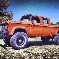 Old school lifted, I think yes