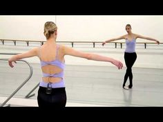 Ballet 101 Playlist on Youtube from ehow - Basic Ballet Positions for the Feet : Ballet 101