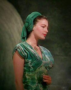 Ava Gardner in Pandora and the Flying Dutchman (1951).