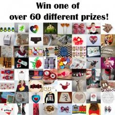 Win one of over 60 different prizes! ^_^ http://www.pintalabios.info/en/fashion-giveaways/view/en/3065 #International #Accessories #bbloggers #Giweaway