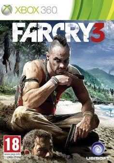 Boxart van Far Cry 3 (Xbox360), Ubisoft