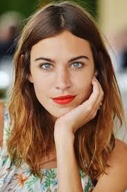Image result for alexa chung makeup looks