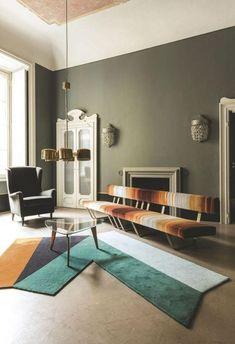 50+ Inspiring Cozy Harmony Interior Color Combinations Design