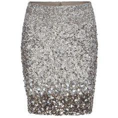 AllSaints Restrain Skirt