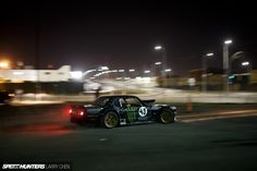 Ken Block's 1965 Ford Mustang 'Hoonicorn RTR', Engine 410 cubic inch Roush Yates V8, Max Power: 845hp, Max Torque: 720lb/ft.