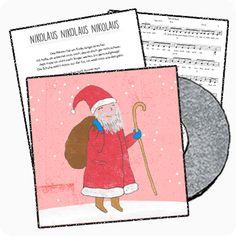 Ho ho ho! Am 06. Dezember ist es wieder soweit und der Mann mit rotem Mantel und weißem Bart kommt die Kinder besuchen. Dieses Lied erzählt von diesem Brauch.