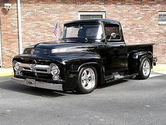 New to forum 1955 F100 Land speed project - Ford Truck Enthusiasts Forums