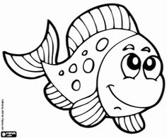 Fish Coloring Pages To Print from Animal Coloring Pages category. Printable coloring pictures for kids you could print out and color. Check out our series and print the coloring pictures for free. Horse Coloring Pages, Mandala Coloring Pages, Coloring Pages To Print, Colouring Pages, Adult Coloring Pages, Coloring Pages For Kids, Coloring Books, Free Coloring, Rainbow Fish Coloring Page
