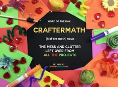 Learn how to transform your mess into an organized craft room with this free challenge filled with tips, tricks, advice, and tutorials! Craft Room Organisation, Craft Room Storage, Organization Hacks, Organization Ideas, Storage Ideas, Craft Room Decor, Cricut Craft Room, Craft Rooms, My Sewing Room