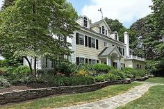 Truly Move In Ready Turn-of-The-Century Georgian Colonial at 95 Brook Street, Garden City NY