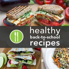 10 Healthy Back-to-School Lunch Recipes from Around the Web | Greatist