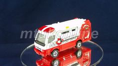 TOMICA 119 MORITA FIRE FIGHTING AMBURANCE | 1/74 | CHINA | 119D-2 | 2004 ST BOX
