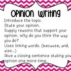 Through the Common Core, our students are being asked to describe and produce three different types of writing: Opinion, Narrative, and Information...