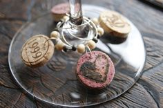 Cute! Wine corks