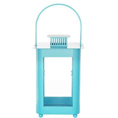 LIGHTHOUSE Laterne aquablau 30cm - Butlers Österreich Butler, Lanterns, Outdoor Structures, Mirror, Mini, Home Decor, Products, Terrace, Accessories