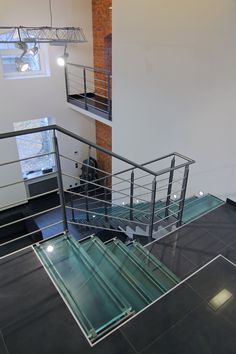 mod. ELITE STRIKE GLASS Private house in St. Petersburg RUSSIA