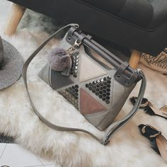 Hot Sale Leather Women Handbags Brand 2016 Fashion Office Lady Tassel Tote Bags Top-Handle Bag Shoulder Bags Womens Handbag